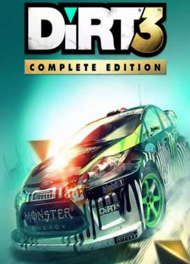 Vendo Dirt 3 Complete Edition Key Steam