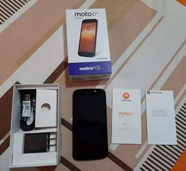 VENDO MOTOROLA-LENOVO E5 PLAY ••• SMARTPHONE 16GB ANDROID 8.0 OREO