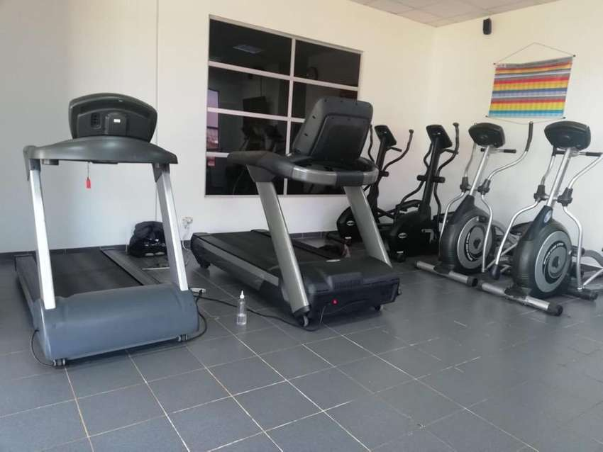 Silicona Lubricante Maquinas Gym 0