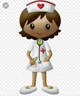 Auxiliar enfermeria cuidadora