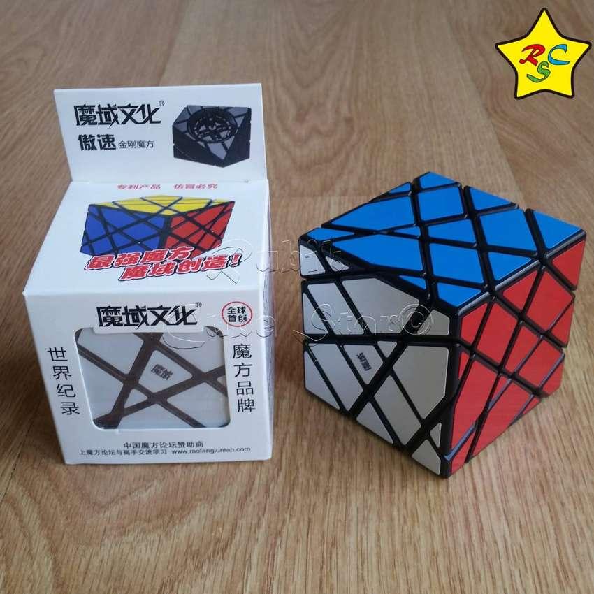 Axis 4x4 Moyu Cubo Rubik Modificacion 4x4 Axis Cube Sticker 0