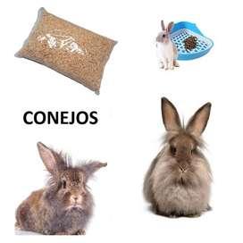 Jaulas conejo accesorios