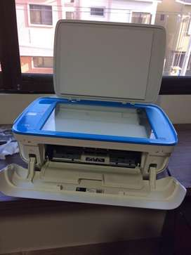 Impresora hp deskjet ink advantage multifuncion wifi