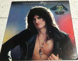 Joe Perry Project Lp Vinilo Hard Rock Metal Aerosmith Usa