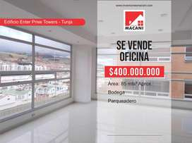 Se Vende Oficina Edificio Enterprise Towers