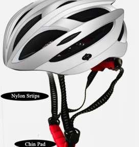 Cascos De Bicicleta Con Ajuste De Rotación Y Luz - Helmets