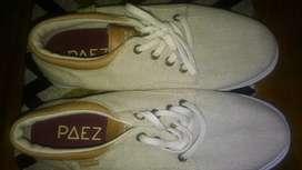 Zapatillas paez