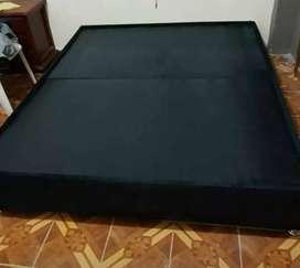 Base camas nuevas divididas en dos partes!!
