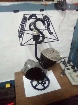 Lampara motor