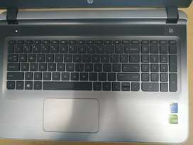 "NOTEBOOKS GAMMER HP 15z Intel Corei7-5500U 2.4GHZ/16GB/15.6""/NVIDIA GEFORCE 940M 2GB/480GB SSD/WIN10 RB IMPECABLE GAR 6M"