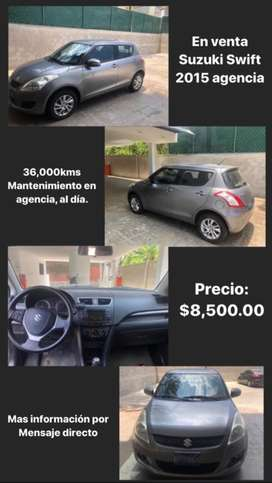 Vendo suzuki swift sw agencia