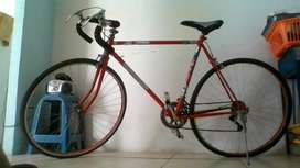 bicicleta de carreras aro 26 tiene