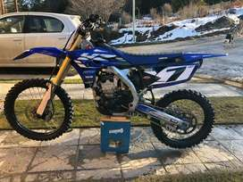 Yamaha yz250 f cross