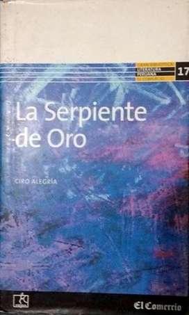La Serpiente De Oro, CIRO ALEGRÍA, Diario El Comercio