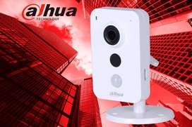 Venta Cámara de seguridad Wifi tipo cubo, marca Dahua