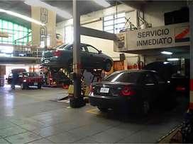 Fondo de comercio taller mecánico automotor