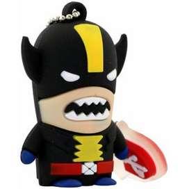 Memoria Usb 16 Gb Diseño De Wolverine