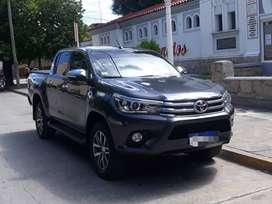 Permuto Casa por Toyota Hilux SRX 4X4