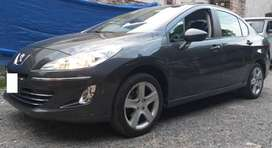 PEUGEOT 408 2.0 ALLURE PLUS TIPTRONIC 143CV