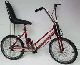 Bicicleta tipo Monareta