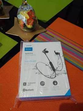 Vendo auriculares anker spirit pro nuevo