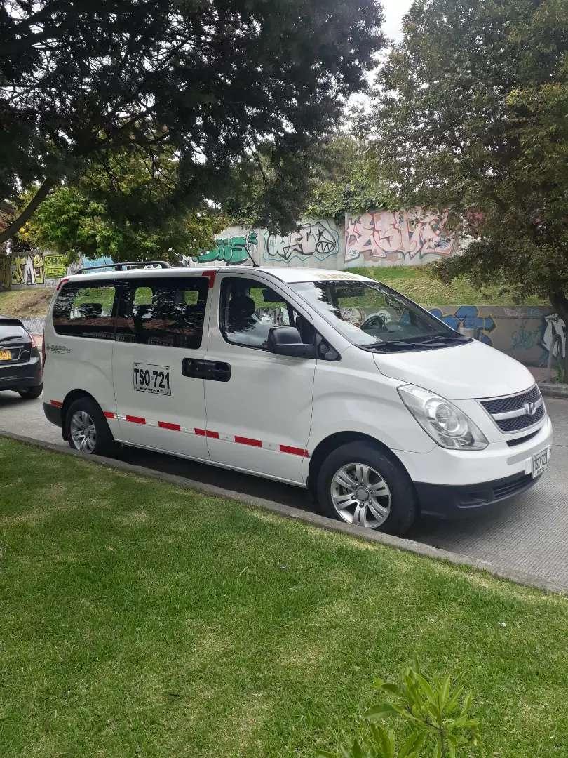 Vendo o permuto exelente camioneta escolar por apartamento en Bogotá o sitios serca