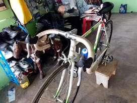 Bicicleta Raúl Mesa