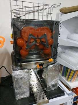 Maquina Exprimidora Extractor De Zumo Naranjas Industrial