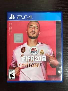 Fifa 20 PS4 ($20)