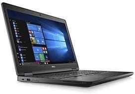 Notebook Dell Precision 3520 I7 16gb 512gb Ssd M2