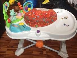 Comedor giratorio para bebe