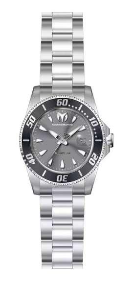 Reloj Technomarine Automático Sea Manta Tm 219067