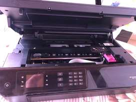 Impresora - Scanner y Fotocopiadora