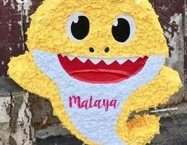 Baby Sharck Piñata