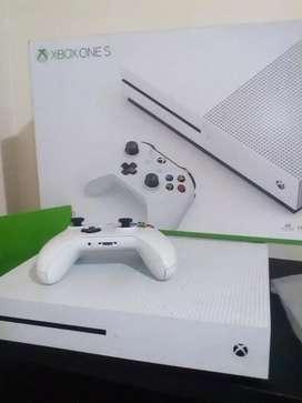 Se vende Xbox one s nuevo