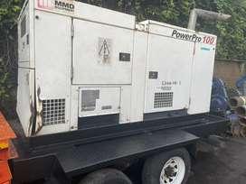 Generador 100 kva