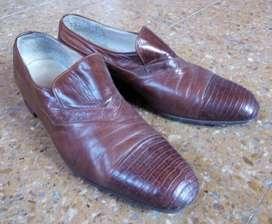 Zapatos Sistema Torino Italia talle 41 cuero