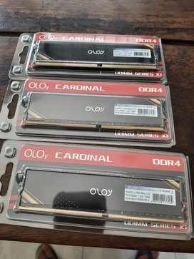 Memoria oloy 3200 mhz de 8gb