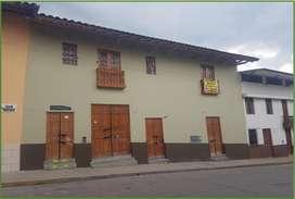 Venta - Casona en el centro de la ciudad.