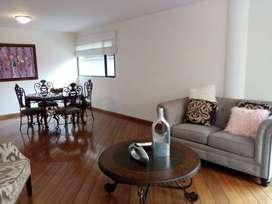 La Carolina, departamento, amoblado, 165 m2, 2 habitaciones, 2 baños