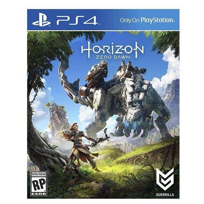 juego ps4 HORIZON ZERO DAWN (usado) 0