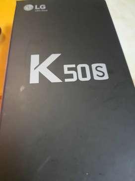Celular lg k50s ( como nuevo poco uso)