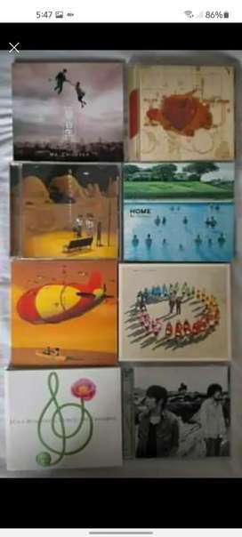 CDs y DVD's importados de Japón