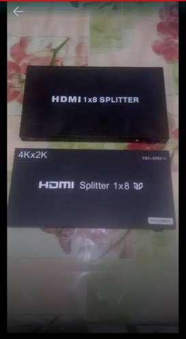 Venta de Spliter HDMI