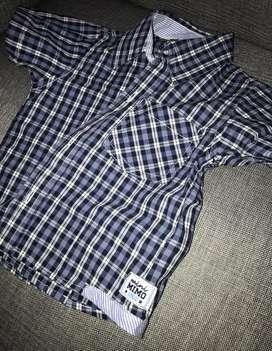 Camisa MiniMimo 12M