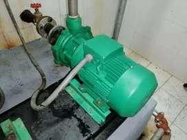 Se necesita electricista con experiencia en embobinado de electrobombas y mantenimiento de motores