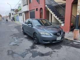 Mazda 3 2006 americano