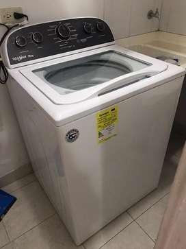 Vendo lavadora Whirlpool, capacidad 19 Kg