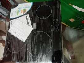 Cocina de inducción de paquete