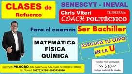 CLASES PARTICULARES - SER BACHILLER